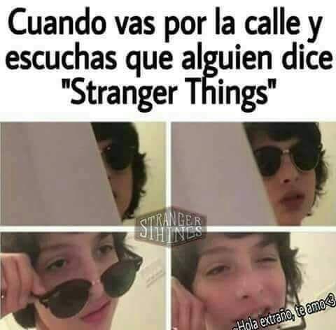 Memes De Stranger Things 3 Stranger Things Funny Stranger Things Quote Stranger Things