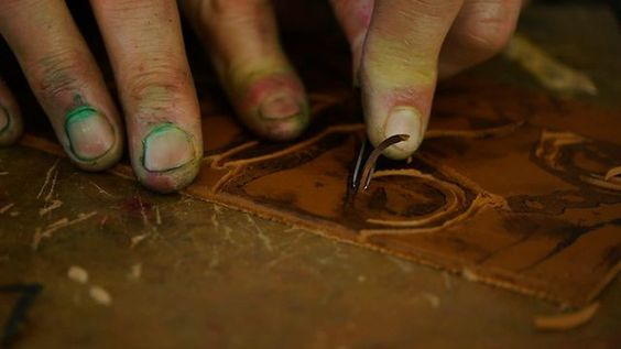 Linocut with Simon Ripley. Double Elephant Print Workshop is a open-access Fine Art Printmaking studio, offering courses, resources and supp...