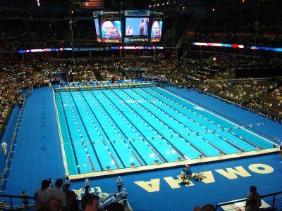century link center omaha nebraska swimming pools of the world pinterest to be swim and