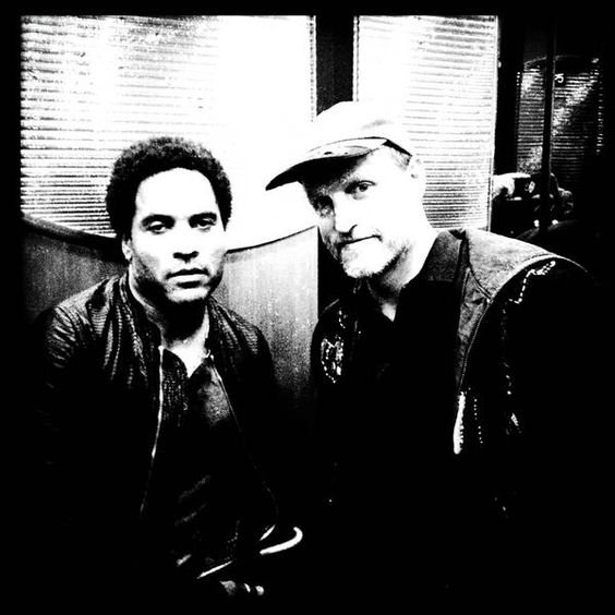 Lenny Kravitz And Woody Harrelson Back Together For Catching Fire