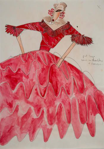 19 | 21 Illustrations Of Fashion's Finest, From Dior To Pucci | Co.Design | business + design