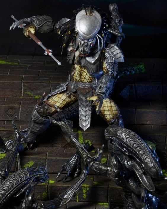 NECA Predator Series 14 – Aliens vs. Predator