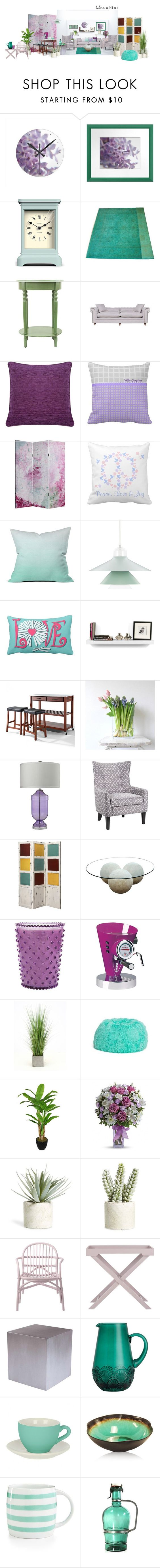 """Lilac & Mint 