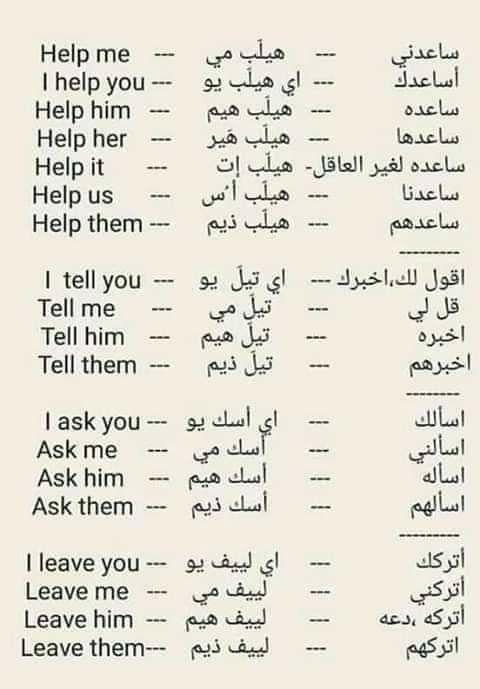 جمل مهمة Important Sentences English Language Learning Grammar English Language Learning Learn English Vocabulary