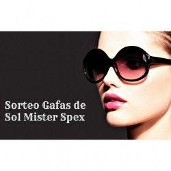 #Gafas de Sol Mister Spex ^_^ http://www.pintalabios.info/es/sorteos_de_moda/view/es/3167 #ESP #Sorteo #Complementos
