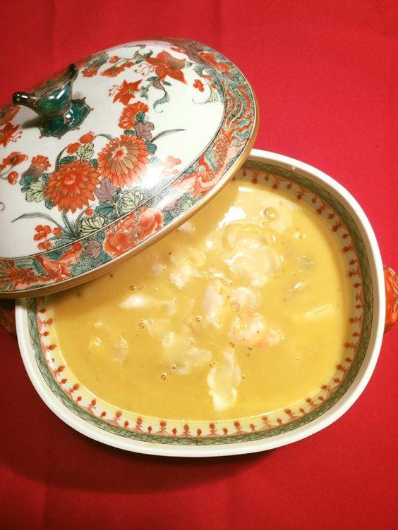 Receitas - Sopa de Peixe