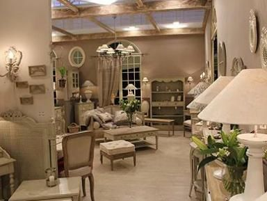 campagne chic d coration d 39 int rieur pinterest chic On interieur maison shabby chic
