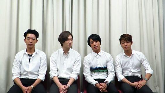 CNBLUE in Japan