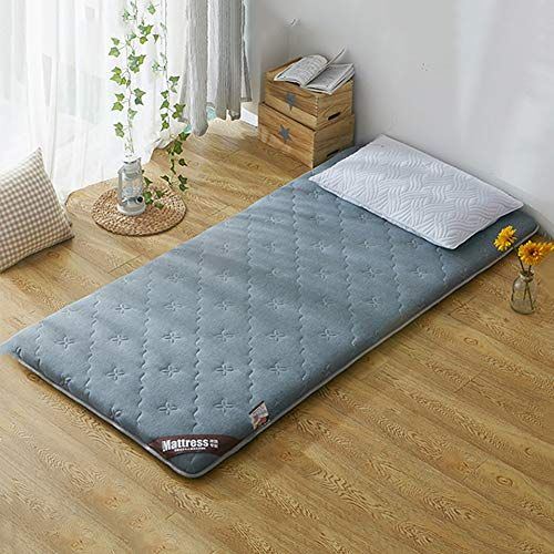 Lovehouse Reversible Memory Foam Mattress Hypoallergenic Comfort
