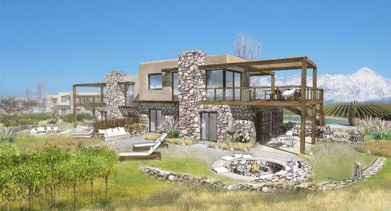 Villas del Polo | Tupungato Winelands | Mendoza | Argentine  Art Direction & Interior Design: www.melissendescottdem.com