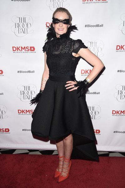 DKMS CEO, Carina Ortel attends the DKMS 2016 Blood Ball at Diamond Horseshoe on October 27, 2016 in New York City.