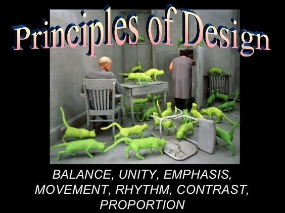 Principles Of Design Value : Principles of design balance unity emphasis movement
