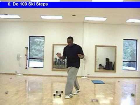 Esta es la rutina de ejercicios que harás para perder peso rápidamente...