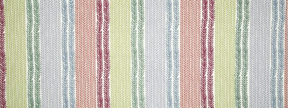 Sun Room Pillows- Mixed Tracks   Coral Reef