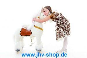 """Quad, Buggy, Bikes, Trikes,Kinderquadbahn,  Eventartikel und mehr - Ponycycle """"Sternschnuppe"""" Einhorn small"""