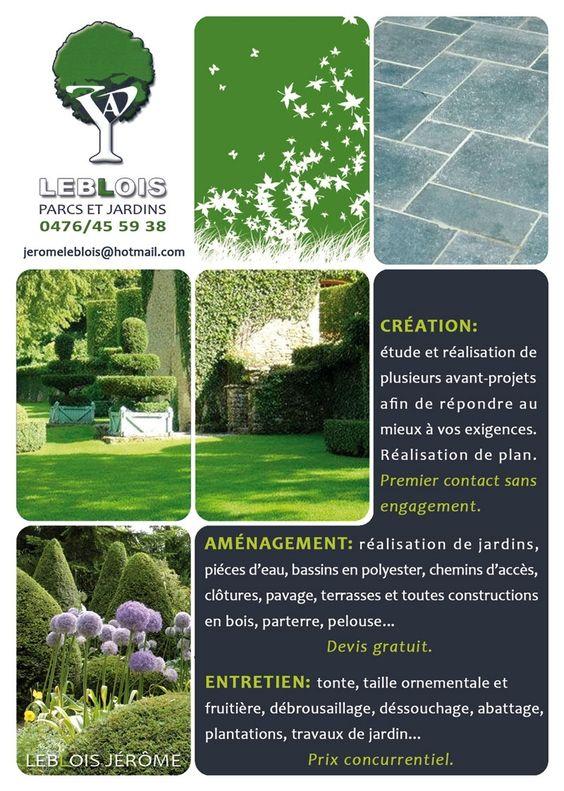 Creation Parc Et Jardin