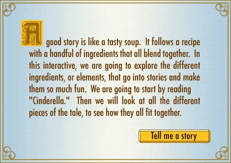 story elements interactive