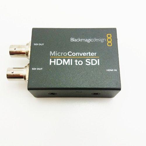 Used Blackmagic Design Micro Converter Hdmi To Sdi No Power Supply Hdmi Blackmagic Design Power Supply