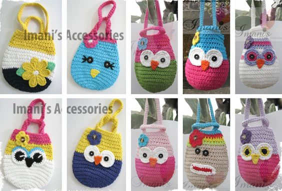 Adorable Crochet Wristlets - 10 Designs to Choose From! Offer expered but a very cute idea!!