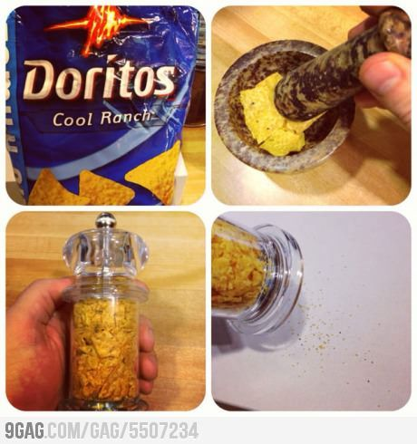 Doritos Powder