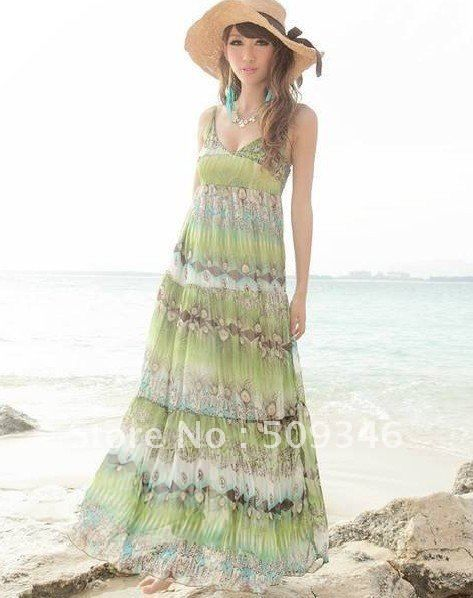 full figured woman with casual white sun dresses 2015 - ... full ...