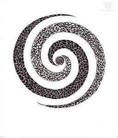 black spiral tattoo - Google Search