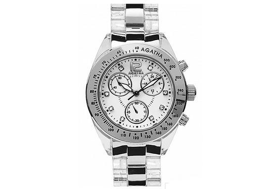 ICe Cube Cristal Watch