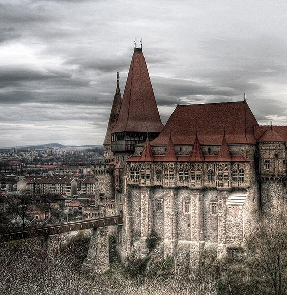 mythopoetical:    Corvin Castle by Miss Mona666 on Flickr.