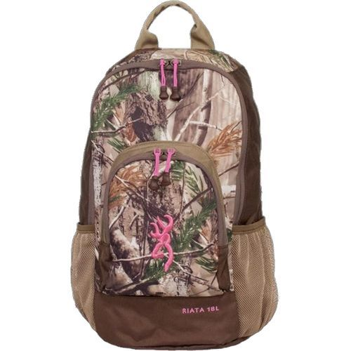 Browning women 39 s riata backpack camo pinterest for Browning fishing backpack
