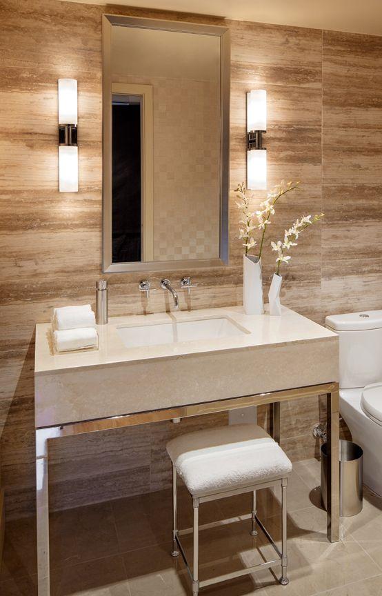 best bathroom lighting options for