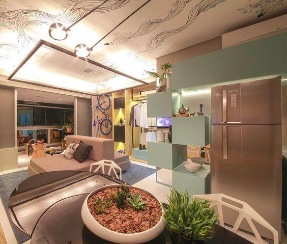 setin incorporadora  centro, são paulo  apartamento decorado 57 m²