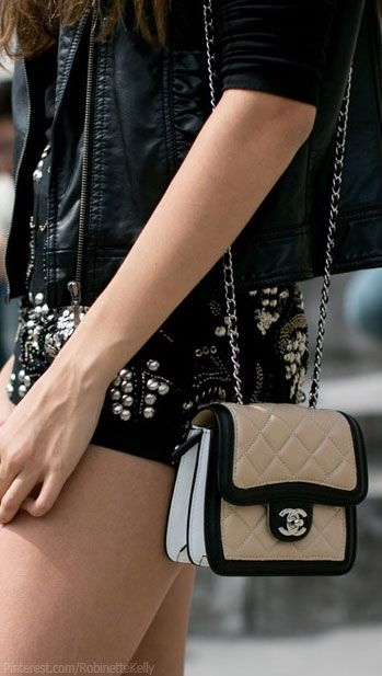 Love this Chanel bag!: