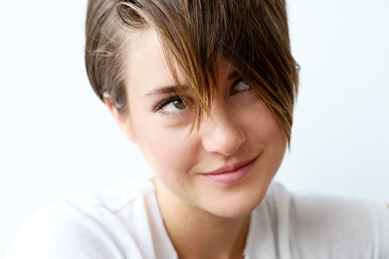 Shailene-Woodley Haircut