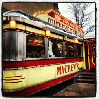 Mickey's Diner - Downtown St. Paul - Saint Paul, MN | Yelp
