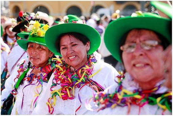 Acabo de compartir la foto de Edgar Asencios Miranda que representa a: Carnaval de Ayacucho