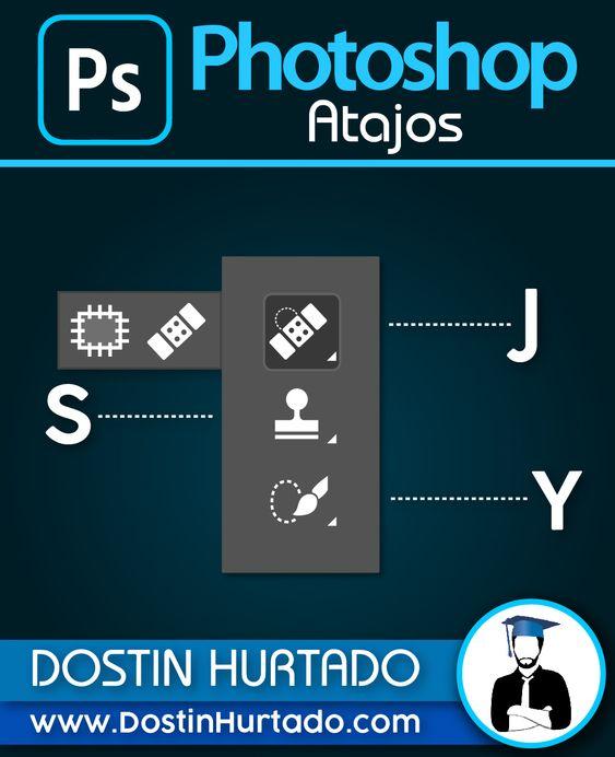 Adobe Photoshop Y Sus Atajos De Teclado Dostin Hurtado Curso De Photoshop Photoshop Tutoriales Photoshop