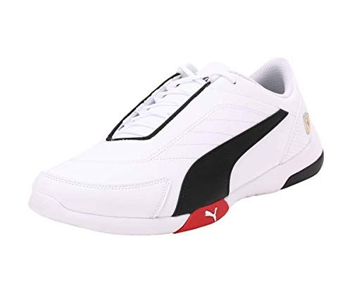 Puma Sf Kart Cat Iii Low Boot Sneaker Weiss Schwarz Rosso Corsa Grossenauswahl 40 Sportbekleidung Sneaker