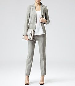 Grey, Suits and Google on Pinterest
