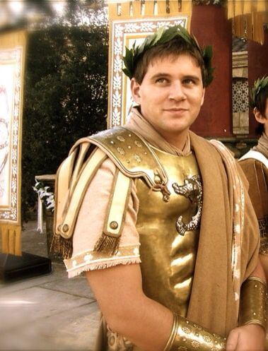 Allen Leech - Marcus Agrippa (Rome)