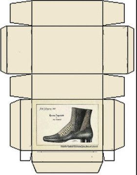 printable dollhouse shoes - j stam - Picasa-Webalben