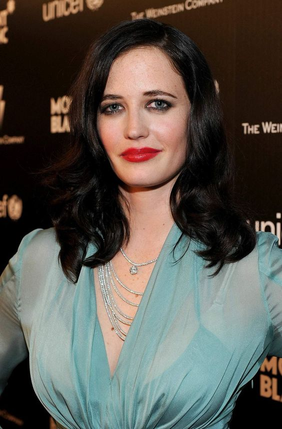 """French actress and model, Eva Gaëlle Green, was born in Paris, 1980, to French-Jewish actress Marlène Jobert (born in Algeria) and French-Swedish dentist Walter Green. Though raised in France, she spent time in London and Ireland. Green has said: """"I feel like a citizen of the world. Life and cinema don't have borders."""" She gained fame by appearing in Kingdom of Heaven (2005), and Casino Royale (2006), a James Bond film. She was awarded the BAFTA Rising Star Award."""