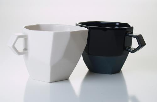 facet mug / vespoe