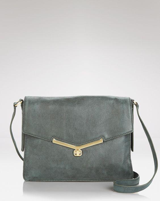 Botkier Shoulder Bag - Valentina emerald