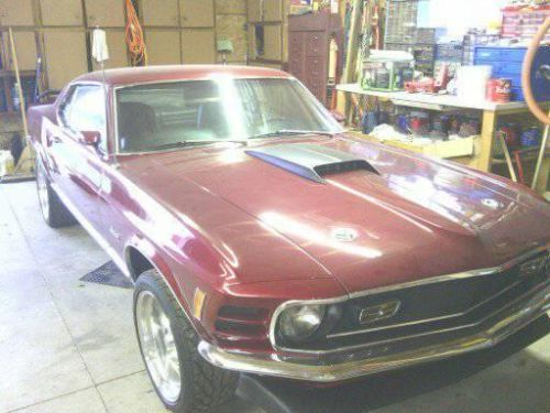 1970 Ford Mustang Mach 1 for sale (MI) - $32,000 Call Rick @ 269-845-0187