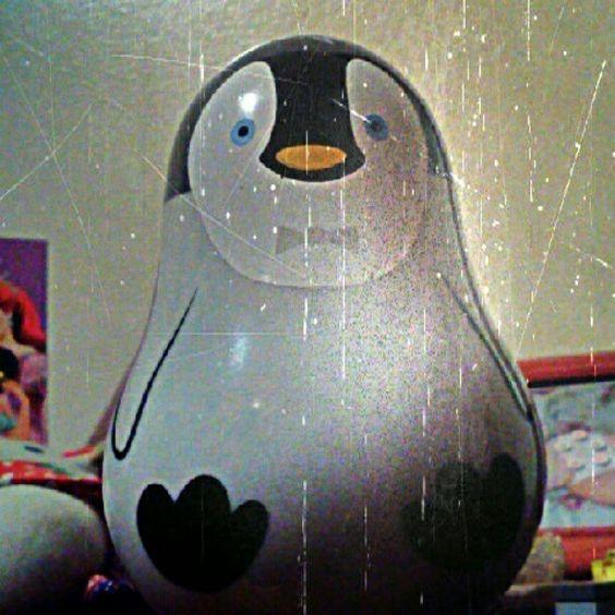 """Visão """"Pinguim"""""""