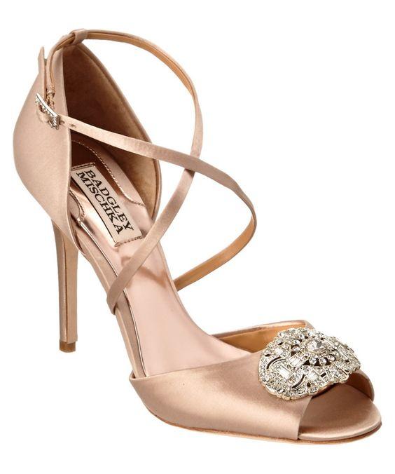 BADGLEY MISCHKA Badgley Mischka Sari Pump'. #badgleymischka #shoes #pumps & high heels