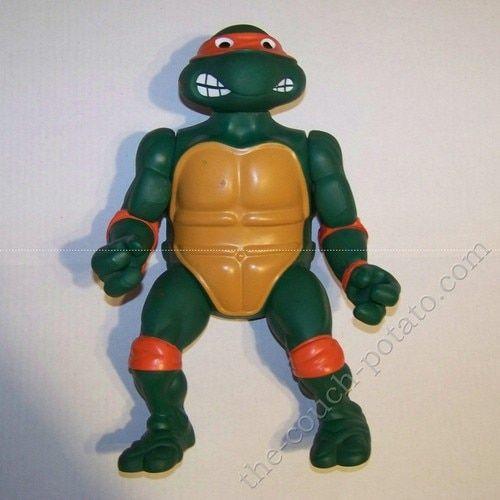 Teenage Mutant Ninja Turtles Michelangelo Large Figure Michelangelo Teenage Mutant Ninja Turtles Ninja Turtles