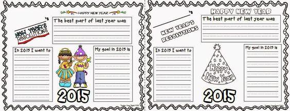 Teacher Gone Digital New Year Resolutions