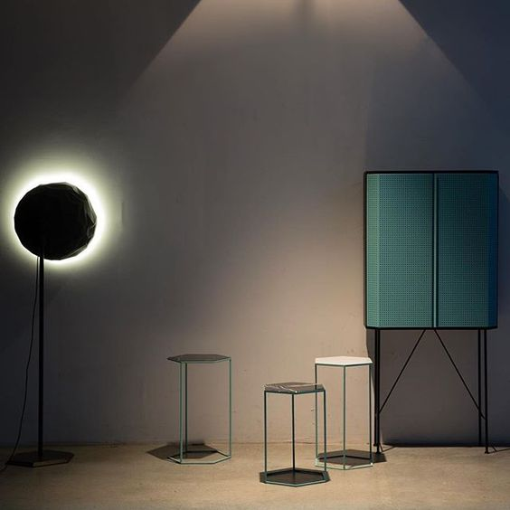 PERF Bar Cabinet by Diesel Living for Moroso.