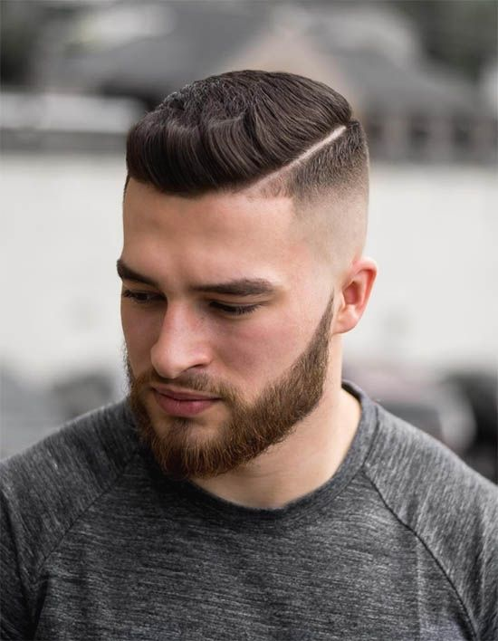 45 Trendiest Pompadour Haircuts For Men Choicest Styles Covered